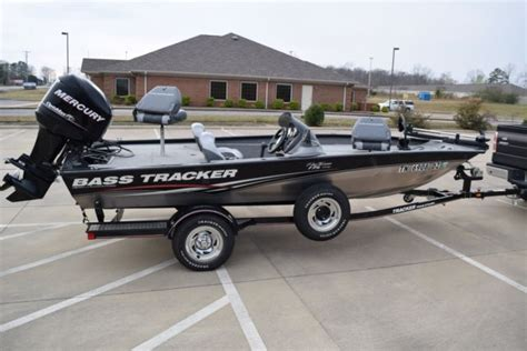 2008 Bass Tracker 175 Txw With 75 Mercury Optimax With 1
