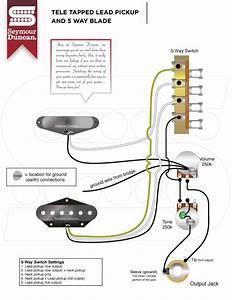 Fender Deluxe Nashville Telecaster Wiring Diagram Free