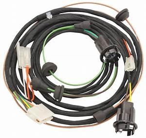 Wiring Harness  Rear Light  1969 Skylark   Opgi Com