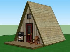 small a frame cabin plans my design utilizes a 14x14 base with 2x6x16 rafter walls this could be built on deck block