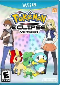Pokemon Eclipse Version for Wii U