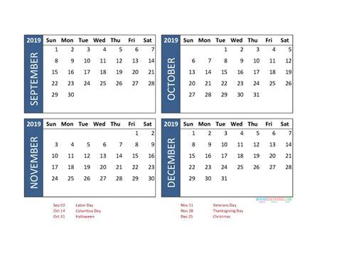 month calendar printable january december
