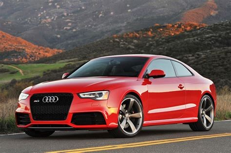 Audi Rs5 by 2013 Audi Rs5 Review Photo Gallery Autoblog