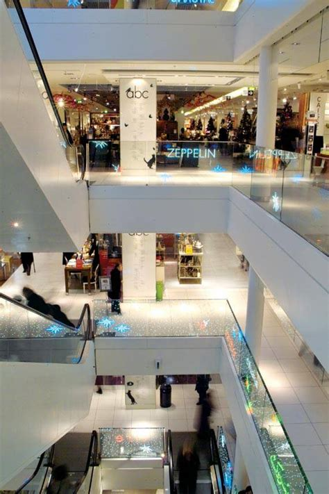 shopping centres galerie lafayette maison