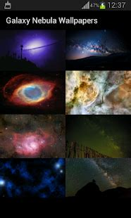 Galaxy Nebula Wallpapers Apps Google Play