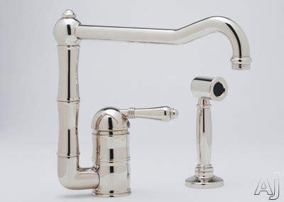 rohl akitlpwsapc single lever cast spout kitchen