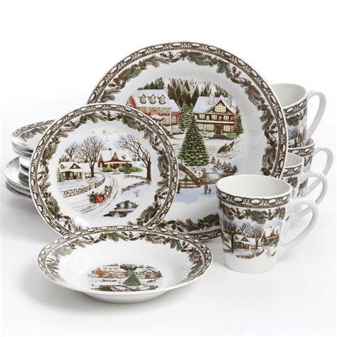 pretty thanksgiving dinnerware sets homesfeed