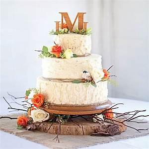 45 incredible fall wedding cakes that wow deer pearl With katzennetz balkon mit elizabeth garden creme