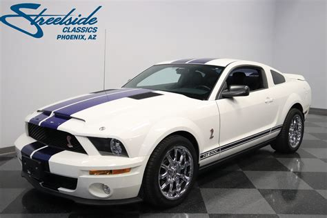 2008 Ford Mustang Gt500 by 2008 Ford Mustang Gt500 For Sale 76548 Mcg