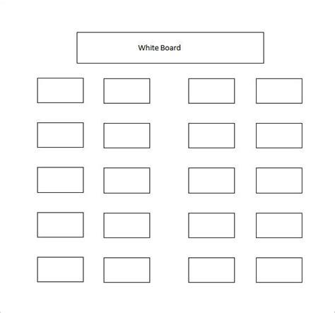 Seating Chart Template Seating Chart Template Beepmunk