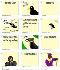 Spiteful Crow - Drawception