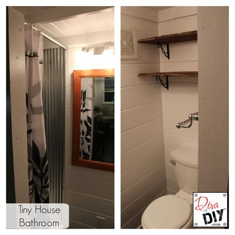 Bathroom Cabinet Toilet by Live A Simple Life With The Tiny House Movement Diva Of Diy