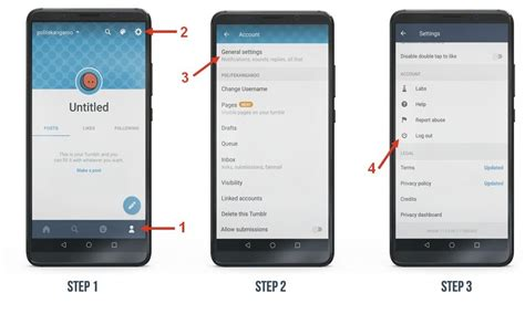Mobile Logout by How To Logout Of Desktop Mobile Theme Junkie