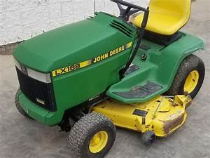 John Deere Lx188 Lawn And Garden Tractor Service Manual