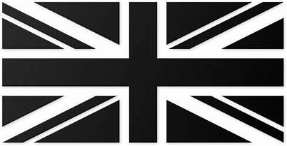 Union Jack Tattoo Scale Flag Grey Lovelace