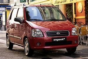 Suzuki Wagon R  1 2 Trend  Manual  2006