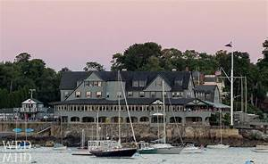 A Night At The Corinthian Yacht Club Marblehead MA