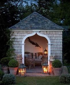 Gartenlauben Aus Holz : sympatisches gartenhaus aus holz selber bauen 17 tipps ~ Watch28wear.com Haus und Dekorationen