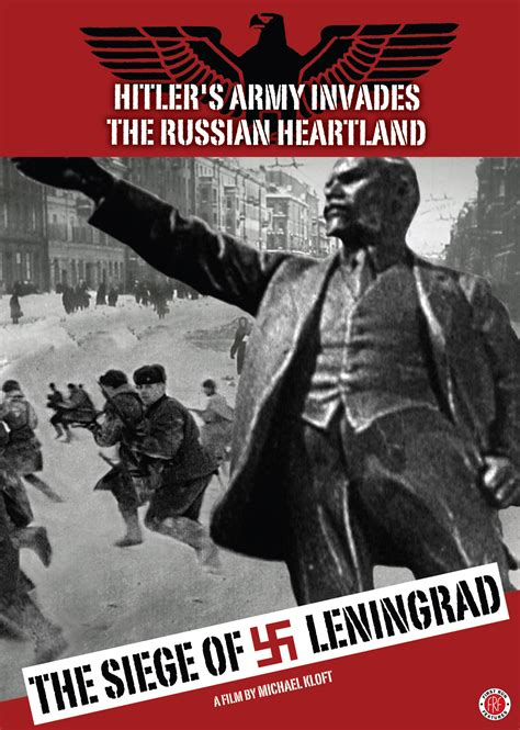 siege of dvd review the seige of leningrad and the horrors of war