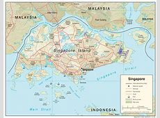 Map of Singapore Fotolipcom Rich image and wallpaper