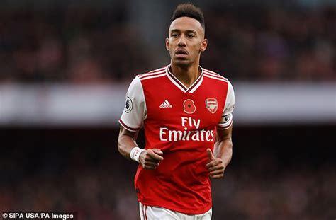 Pierre-Emerick Aubameyang unfazed over Arsenal future as ...