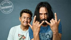 'Bill And Ted 3' Now Has A Title, A Director, And More ...
