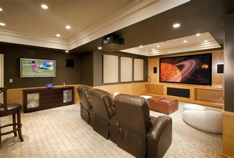 Home Design Basement Ideas basement bar design ideas for modern minimalist interiors