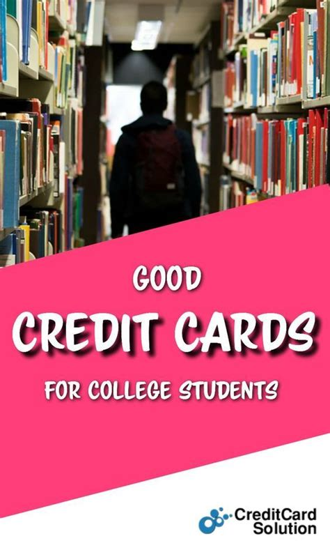 All credit types welcome to apply now. Good Credit Cards for College Students | Best credit cards ...