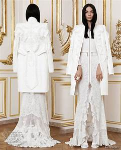 givenchy fall 2010 haute couture collection wedding With givenchy wedding dress