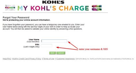 Check spelling or type a new query. Kohl's Credit Card Online Login - CC Bank