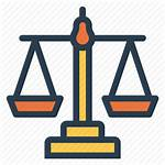 Court Law Legal Justice Icon Gavel Lawfirm