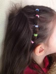 Coiffure Facile Pour Petite Fille : coiffures petites filles facile ~ Nature-et-papiers.com Idées de Décoration