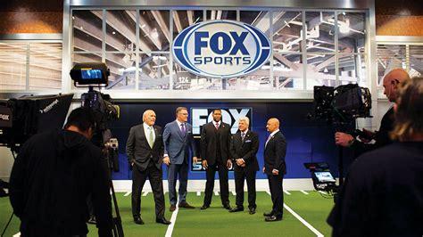 Fox Sports NFL Sunday Cast