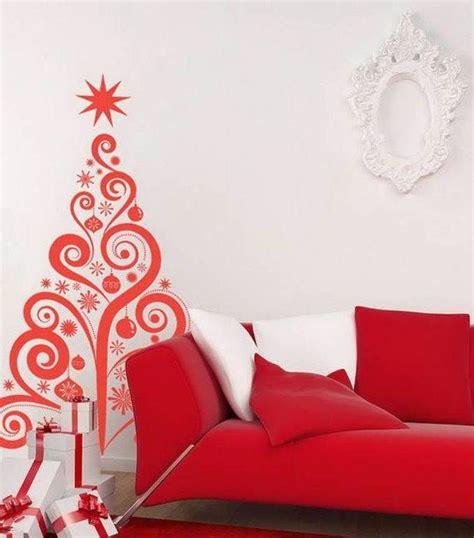 60 wall christmas tree alternative christmas tree ideas