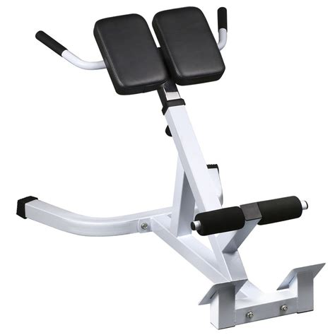 extension hyperextension back exercise ab bench