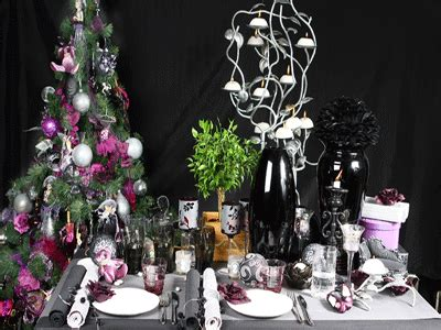 decorating homes  gothic christmas white christmas