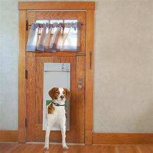High tech pet products px 1 power pet fully automatic pet for Pet 1 dog door