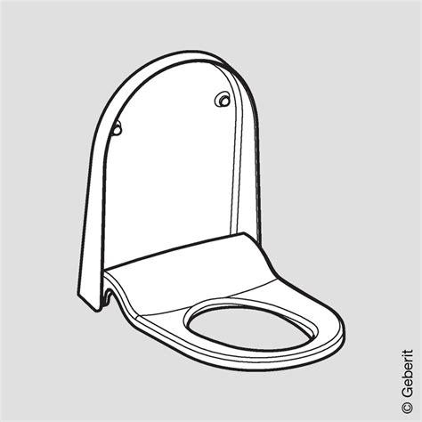 geberit wc deckel absenkautomatik geberit aquaclean sela wc sitz mit wc deckel mit absenkautomatik 242810111 emero de