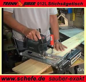 Stichsägetisch Selber Bauen : saubere s geschnitte f r arbeiten mit dem stichs ge tisch und dessen halterung bezw f hrung f r ~ Watch28wear.com Haus und Dekorationen