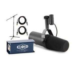 Shure SM7B Cardioid Dynamic Vocal Microphone | Sweetwater