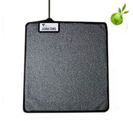 Desk Chair Mat For Carpeted Floors by Foot Warmer Mat For Under Your Desk