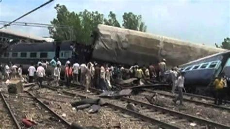 Dozens Dead In Indian Train Crash