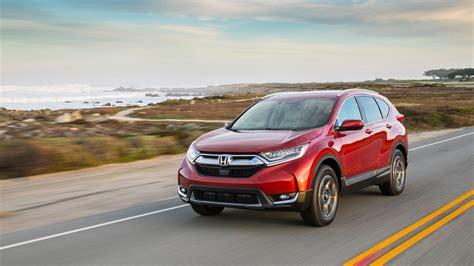 Review Honda Crv by 2018 Honda Cr V Review Ratings Edmunds