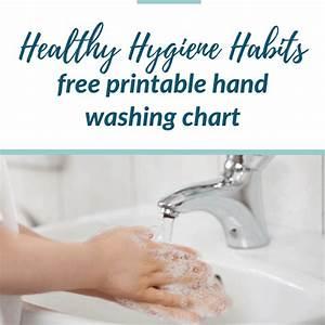 Free  Handwashing Routines Printable