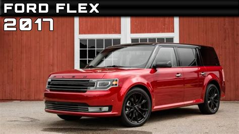 ford flex review rendered price specs release date