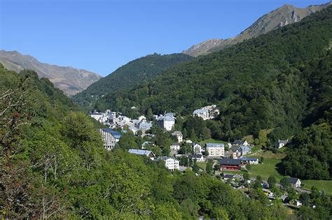 chambres d hotes pyrenees thermes de barèges barèges et la vallée