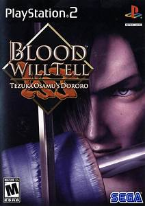 Blood Will Tell Sony Playstation 2 Game