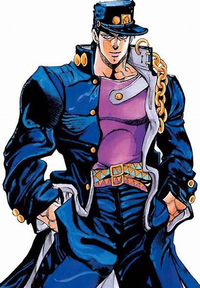 Jotaro Kujo Jojo Bizarre Manga Adventure Wiki