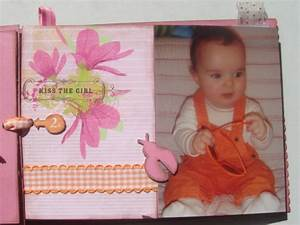 Album Photo Fille : image album photo scrapbooking b b ~ Teatrodelosmanantiales.com Idées de Décoration