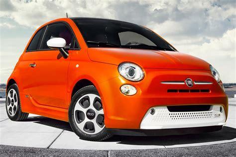 2020 Fiat 500e by Fiat 500e Arriver 224 Ufficialmente Nel 2020 Tuttotech Net